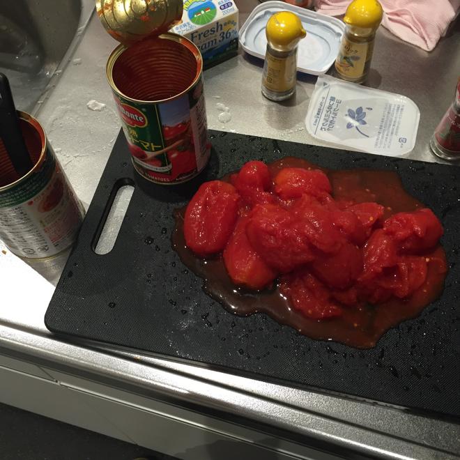 トマトだした