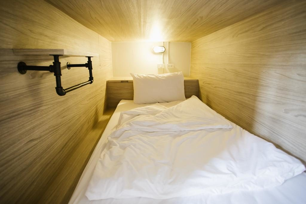 Luzhostel寝室
