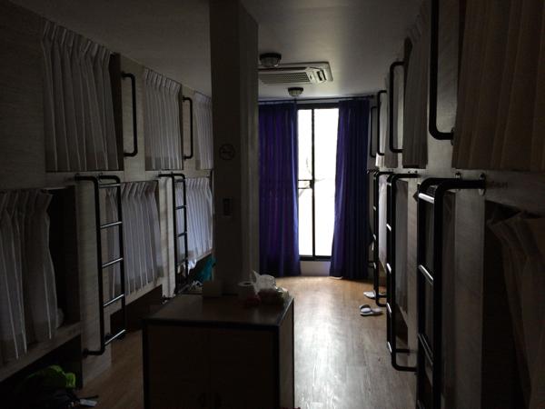 Luzhostel部屋