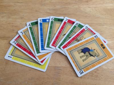 バトルライン_部隊カード
