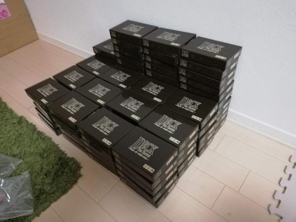箱詰め28 96個完成
