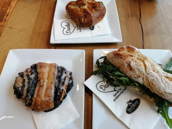 ウィーンのパン